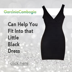 Need to fit into that little black dress?  Garcinia cambogia for weight loss.